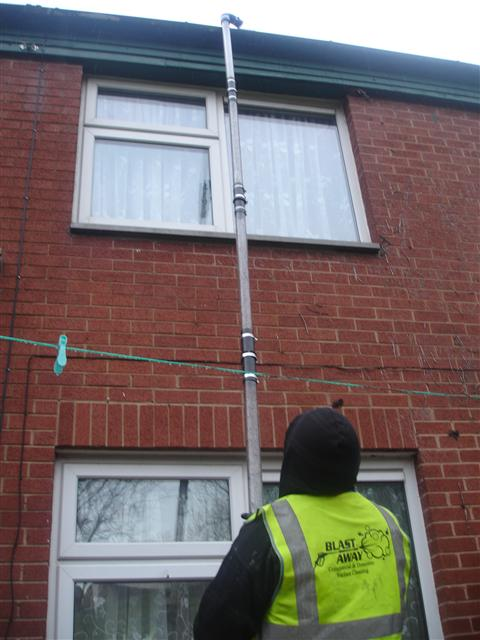 Gutter Cleaning by Gutter Vacuum System - Bolton ...